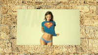 Лого «SuperGirl Sex...