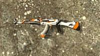 Модель AK-47 «Азимов» для CSS V34 - изображение 3