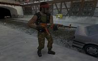 Модель АК-47 «Кровавый спорт» для CS 1.6 - изображение 5