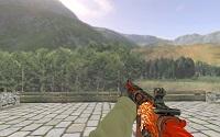 Модель М4А4 «Вой» для CS 1.6 - изображение 3