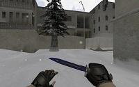 Модель «Штык-нож | Волны» для CS 1.6 - изображение 3