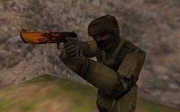 Скин Deagle «Пламя» для CS 1.6 - изображение 4