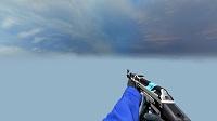 Модель AK-47 «Вулкан» для CSS V34 - изображение 3