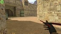 Модель «Нож-бабочка | Градиент» для CS 1.6 - изображение 2