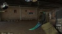 Модель ножа «Керамбит | Аквамарин» для CS GO - изображение 3