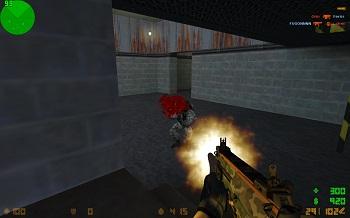 MP5 в сборке КС 1.6 от Сантехника