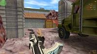 Модель оружия АК-47 «Вулкан» для CS 1.6 - изображение 3