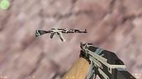 Модель оружия АК-47 «Вулкан» для CS 1.6 - изображение 5