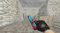 Модель Glock «Водяной» для CS 1.6 - изображение 2