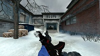 Модель AK-47 «Красная линия» для CSS v34 - изображение 2