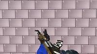 Модель AK-47 «Пустынный повстанец» для CSS v34 - изображение 2