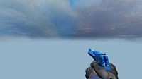 Модель Deagle «Blue Polygon» для CSS v34 - изображение 3