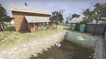 Карта «Abandoned House» для маньяка в CS GO - изображение 2