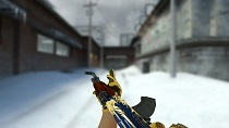 Модель AK-47 «Боец» для CSS v34 - изображение 2