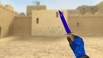 Модель «Штык-нож | Сапфир» для CSS v34 - изображение 2