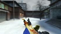 Модель AK-47 «Драгон лор» для CSS v34 - изображение 2