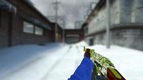 Модель AK-47 «Гидропоника» для CSS v34 - изображение 3