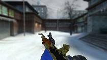 Модель AK-47 «Ягуар» для CSS v34 - изображение 2