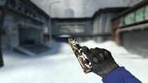 Модель Glock «Пустынный повстанец» для CSS v34 - изображение 2