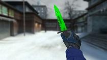 Модель «Штык-нож M9 | Изумруд» для CSS v34 - изображение 2