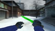 Модель «Штык-нож M9 | Изумруд» для CSS v34 - изображение 3