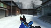 Модель AK-47 «Поверхностная закалка» для CSS v34 - изображение 2