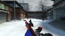 Модель AK-47 «Сайрекс» для CSS V34 - изображение 3