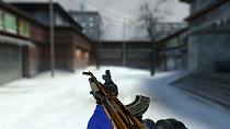 Модель AK-47 «Топливный инжектор» для CSS v34 - изображение 2