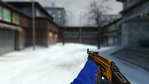 Модель AK-47 «Топливный инжектор» для CSS v34 - изображение 3