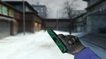 Модель Glock «Зеленый шторм» для CSS v34 - изображение 2