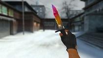 Модель «Штык-нож М9 | Градиент» для CSS v34: версия 2 - изображение 2