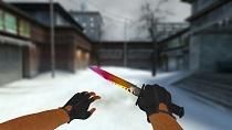 Модель «Штык-нож М9 | Градиент» для CSS v34: версия 2 - изображение 3