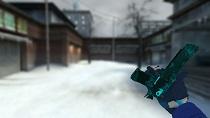 Пак синих моделей оружия для CSS v34 - изображение 3
