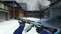 Пак синих моделей оружия для CSS v34 - изображение 5