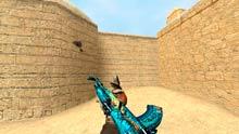 Модель AK-47 « Burning Wyrm» для CSS v34 - изображение 2