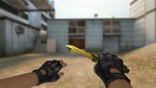 Модель «Нож-бабочка   Драгон Лор» для CSS v34 - изображение 3
