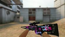 Пак розовых моделей оружия для CSS v34 - изображение 2