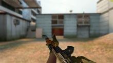 Модель AK-47 «Pride» для CSS v34 - изображение 2