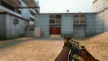 Модель AK-47 «Pride» для CSS v34 - изображение 3