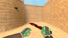 Модель ножа «Выживание | Рубин» для CSS v34 - изображение 3